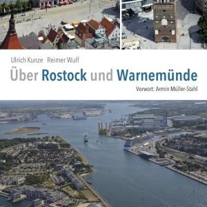 Über Rostock und Warnemünde