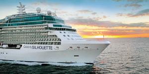 Kreuzfahrtschiff Celebrity Silhouette. Foto: Celebrity Cruises