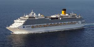Kreuzfahrtschiff Costa Favolosa. Foto: Costa Kreuzfahrten