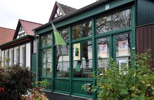 Das Haus ist eines der wenigen noch erhaltenen Warnemünder Fischerhäuser. Foto: Joachim Kloock