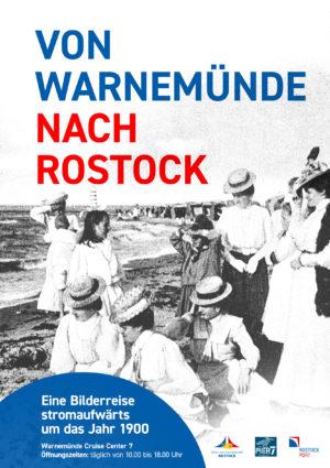 Fotoausstellung: Von Warnemünde nach Rostock
