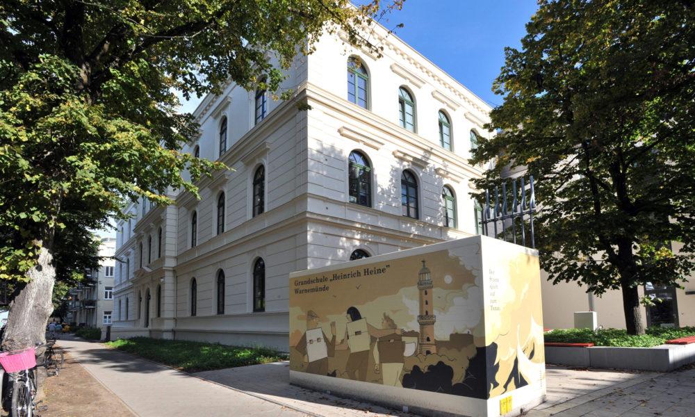 Grundschule Heinrich Heine Warnemünde