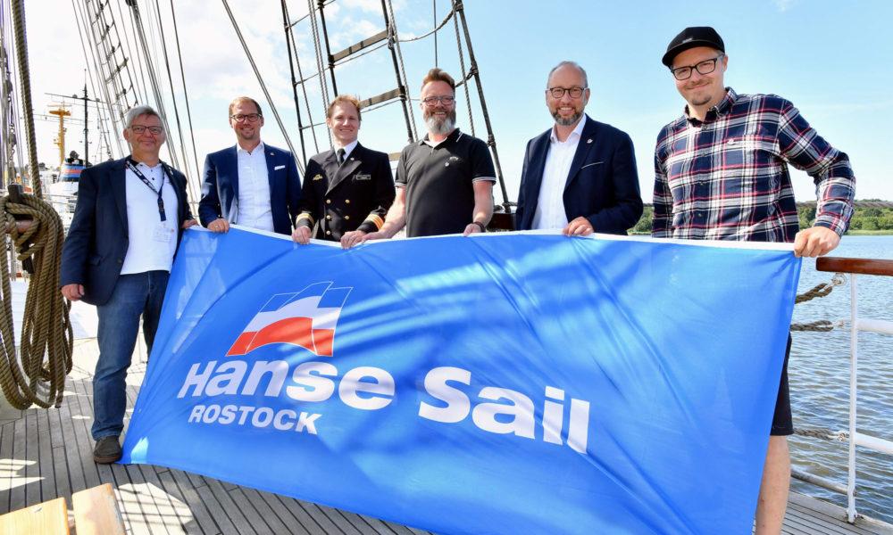Leinen los für eine erfolgreiche Hanse Sail 2021