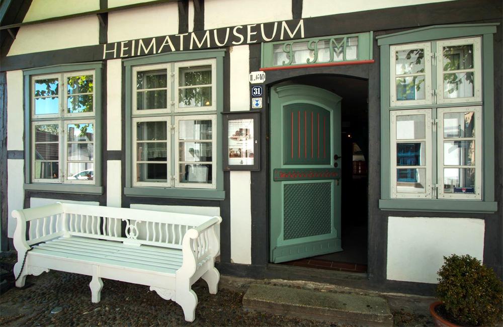 Heimatmuseum Warnemünde. Foto: Jens Schröder