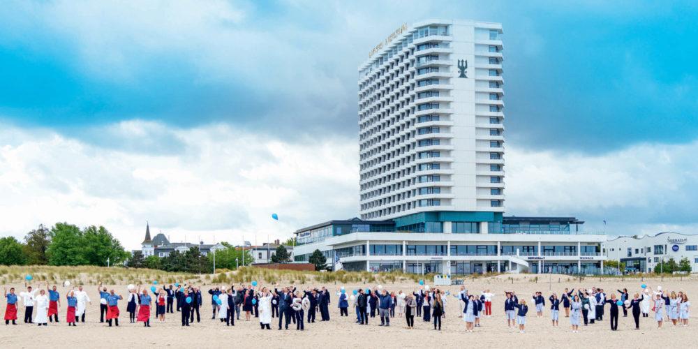 50 Jahre Hotel Neptun