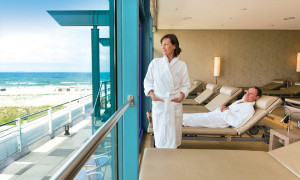SPA im Hotel Neptun mit Meerblick. Foto: Hotel Neptun