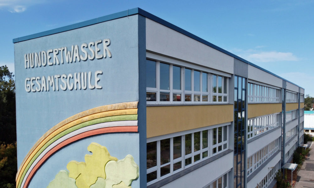 Hundertwasser-Gesamtschule Rostock-Lichtenhagen
