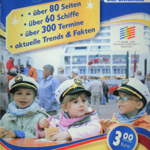 Kleine Kreuzfahrtfibel für Warnemünde Wismar und Stralsund 2018