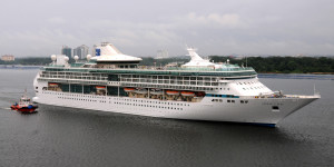 Kreuzfahrtschiff Legend of the Seas. Foto: Royal Caribbean International