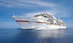 MS EUROPA von Hapag-Lloyd Cruises