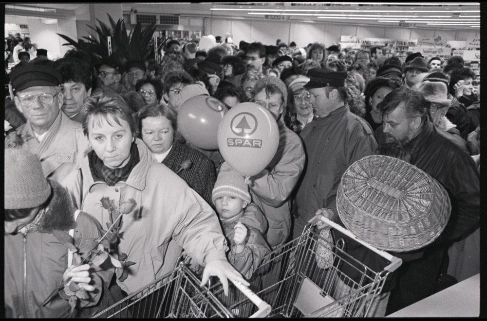 Rostock 1990: Früher war alles anders