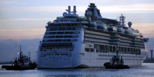 Kreuzfahrtschiff Serenade of the Seas. Foto: Royal Caribbean International