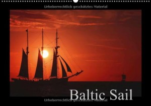 Wandkalender Baltic Sail 2014