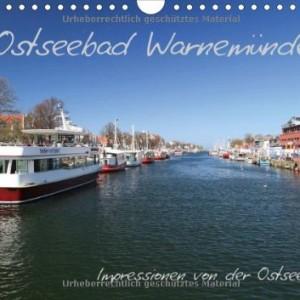 Wandkalender 2014 Ostseebad Warnemünde