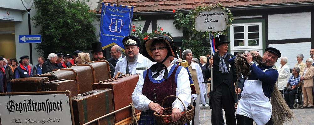 Veranstaltungen in Rostock und Warnemünde. Foto: Joachim Kloock