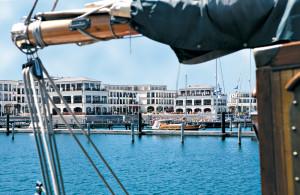 Yachthafenresidenz Hohe Düne in Warnemünde